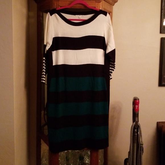 Studio One Sweater Dress 2x. M 5bfdefd2819e90ddff2aaeb7 885d9bc37
